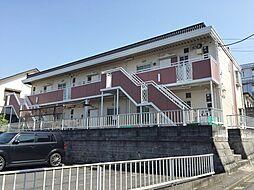 川幡ハイツB[2階]の外観