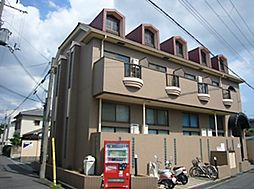 プレステージフジ狭山壱番館[1階]の外観