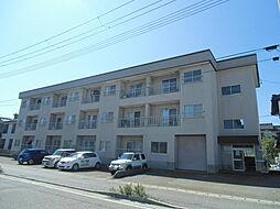 新潟県新潟市東区紫竹7丁目の賃貸マンションの外観