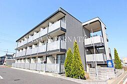 埼玉県三郷市泉の賃貸マンションの外観