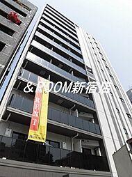 東京都台東区台東2丁目の賃貸マンションの外観