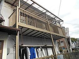 長崎県長崎市辻町の賃貸アパートの外観