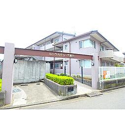 ルーラルタウン弐番館[1階]の外観