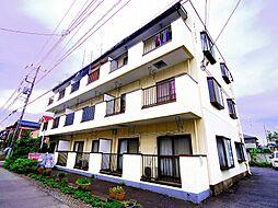 埼玉県所沢市大字上安松の賃貸マンションの外観
