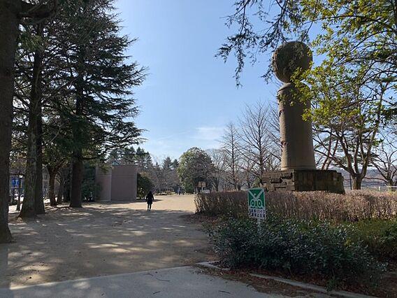 西公園へ徒歩9...