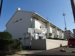 タウニィ鶴正D棟[2階]の外観