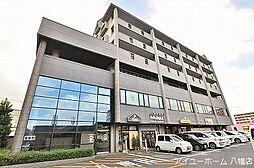 福岡県北九州市八幡西区三ケ森4丁目の賃貸マンションの外観