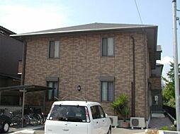 大阪府大阪市鶴見区今津北4丁目の賃貸アパートの外観