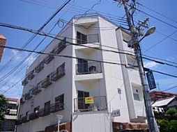 グリーンマンション[2階]の外観