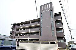 徳島県板野郡藍住町富吉字富吉の賃貸マンションの外観