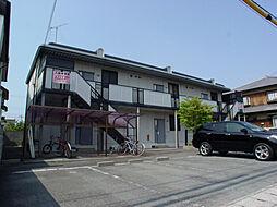 兵庫県姫路市白浜町宇佐崎北3の賃貸アパートの外観