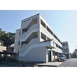 静岡県三島市梅名の賃貸アパートの外観