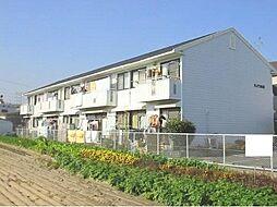 ハイツ高田[2階]の外観
