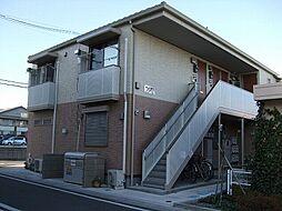 埼玉県さいたま市中央区鈴谷2丁目の賃貸アパートの外観