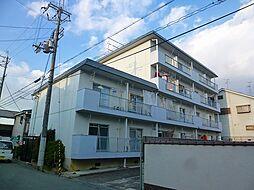 羽曳山第二サンハイツ[402号室号室]の外観