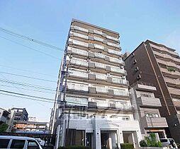 京都府京都市中京区古西町の賃貸マンションの外観
