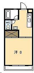 宮崎県宮崎市清武町正手2丁目の賃貸マンションの間取り