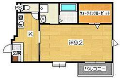 LAPLACE-Y[1階]の間取り