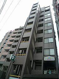 神奈川県川崎市中原区上小田中5丁目の賃貸マンションの外観