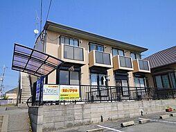 近鉄京都線 高の原駅 徒歩8分の賃貸アパート