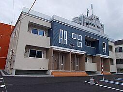 ソレイユ壱番館[1階]の外観