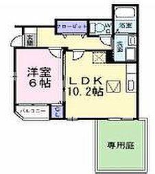 サピーハウス[1階]の間取り