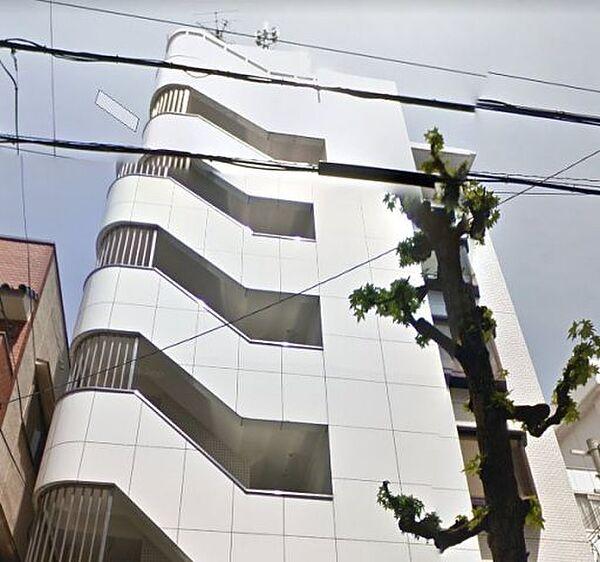 ドムール大倉[3階]の外観