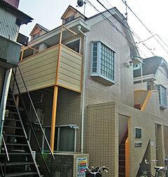 東京都江東区東砂5丁目の賃貸アパートの外観