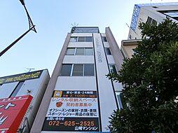 山崎第4マンション[5階]の外観
