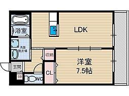 ランプロン[2階]の間取り