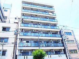 プレイスガーデン帝塚山[6階]の外観