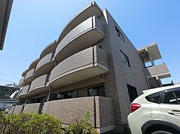 千葉県千葉市若葉区都賀2丁目の賃貸マンションの外観