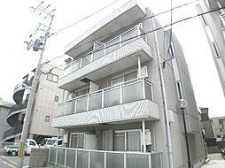 兵庫県神戸市東灘区深江本町1の賃貸マンションの外観