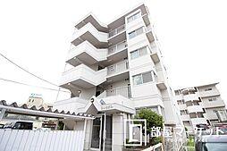 愛知県豊田市東梅坪町10丁目の賃貸マンションの外観
