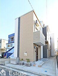 愛知県名古屋市西区名塚町の賃貸アパートの外観