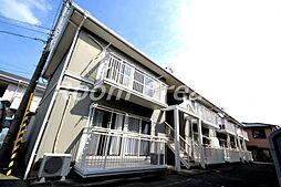 徳島県徳島市南昭和町4丁目の賃貸アパートの外観