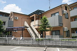ハイツコンフォートC棟[2階]の外観