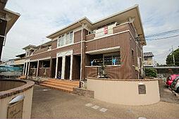 愛知県名古屋市中川区小本2の賃貸アパートの外観