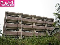 愛知県名古屋市緑区有松三丁山の賃貸マンションの外観