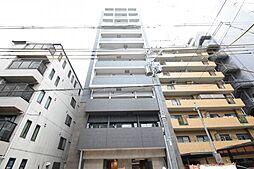 ファーストステージ心斎橋EAST[5階]の外観