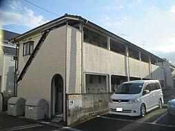 千葉県市川市香取2の賃貸アパートの外観