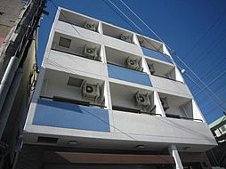 阪急神戸線 岡本駅 4階建[403号室]の外観