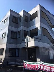 神奈川県川崎市宮前区馬絹1丁目の賃貸マンションの外観