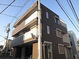 千葉県習志野市津田沼7丁目の賃貸アパートの外観