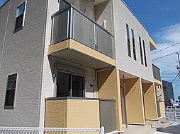 山口県下関市長府黒門東町の賃貸アパートの外観