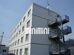 宮城県仙台市泉区市名坂字万吉前の賃貸マンションの外観