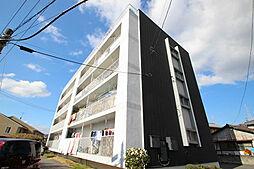広島県安芸郡府中町みくまり3丁目の賃貸マンションの外観