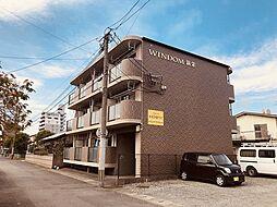 WINDOM新栄[3階]の外観