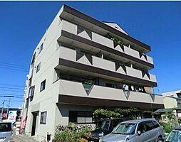 愛知県名古屋市瑞穂区本願寺町3丁目の賃貸マンションの外観