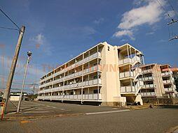 福岡県宗像市自由ヶ丘2丁目の賃貸マンションの外観